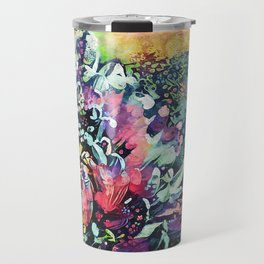 The Flower Travel Mug