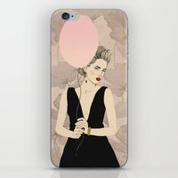 dragon ball iPhone & iPod Skins featuring Ball by Magdalena Pankiewicz