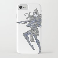 shiva iPhone & iPod Cases featuring Shiva by KittenDCute