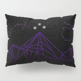 The Night Court Mountains Pillow Sham