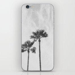 PALM TREES XVII / Baja California, Mexico iPhone Skin