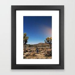 Escape The Fray Framed Art Print