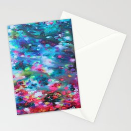 Underwater Floral  Stationery Cards