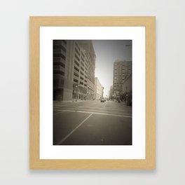 St. Louis Missouri Framed Art Print