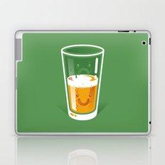 Pessimistic Optimist Laptop & iPad Skin