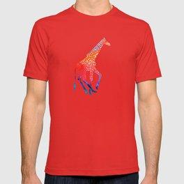Watercolor Giraffe T-shirt