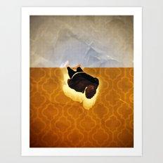 George Michael Art Print