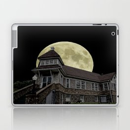 Super Moon Rising Laptop & iPad Skin