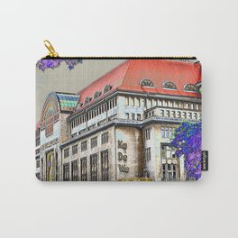 Shopping in Berlin Carry-All Pouch