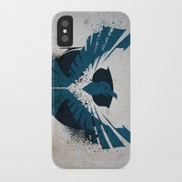 infamous iPhone & iPod Cases featuring inFamous Second Son Good Karma 1 by Kyrsten Carlson