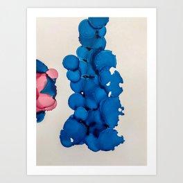 """Blue Dream"" Art Print"