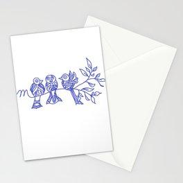 In memoria 3 Stationery Cards