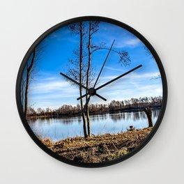 DE - Baden-Württemberg : Reflections Wall Clock