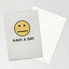 HAVE A DAY Stationery Cards