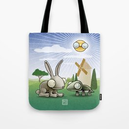 Have you seen my carrots? Tote Bag