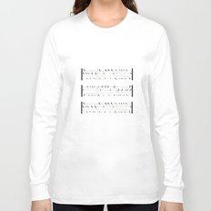 Musical Birds Long Sleeve T-shirt