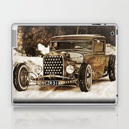 The Pixeleye - Special Edition Hot Rod Series IV Laptop & iPad Skin