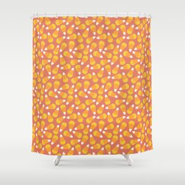 Candy Corn Shower Curtain