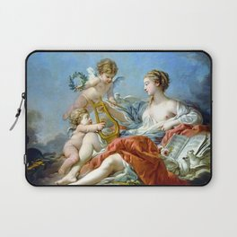 Allegory Of Music Laptop Sleeve