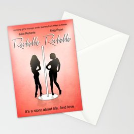 Rochelle Rochelle - Movie Poster - Seinfeld Stationery Cards