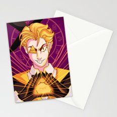 Mr. Cipher Stationery Cards