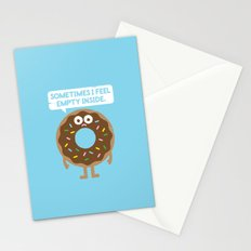 It's Not All Rainbow Sprinkles... Stationery Cards