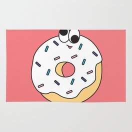 Goofy Foods - Goofy Donut Rug