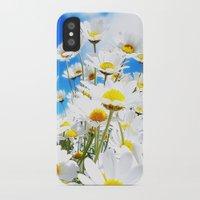 daisy iPhone & iPod Cases featuring DAISY by Ylenia Pizzetti