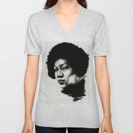 Toni Morrison Unisex V-Neck