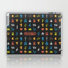 I (heart) Nostalgia Laptop & iPad Skin
