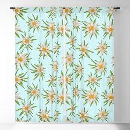 Edelweiss Pattern Blackout Curtain