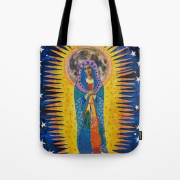 "Mary: ""Let it Be"" Tote Bag"