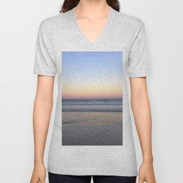 Beach Unisex V-Neck
