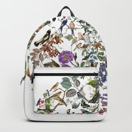 bird menagerie Backpack
