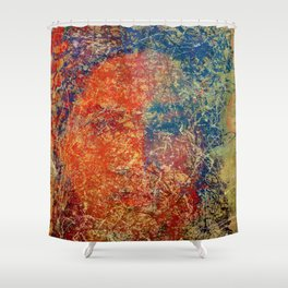 Minerva Shower Curtain