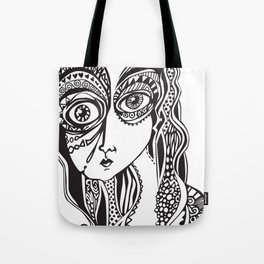 Complicated explantion Tote Bag