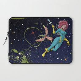 Astro Girl Laptop Sleeve