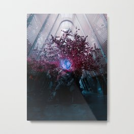 Unknown Astronaut Metal Print
