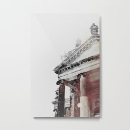 Temple of the Four Winds Metal Print