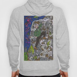 Colonel Forbin's Ascent Hoody