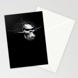 Troll Skull Stationery Cards