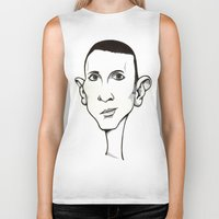 marc johns Biker Tanks featuring Marc Almond, Soft Cell by Mr Shins