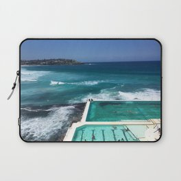 Bondi Icebergs, Sydney, Australia Laptop Sleeve