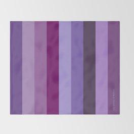 - Los violetas de Matisse Throw Blanket