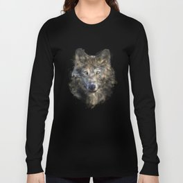Wolf // Secure Long Sleeve T-shirt
