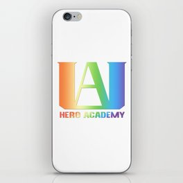 UA Academy iPhone Skin