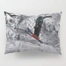 Mountain Air  - Skier Pillow Sham