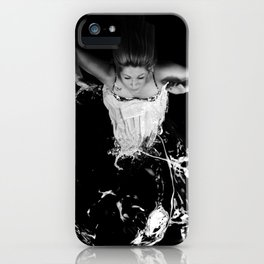 The Human Solution iPhone Case
