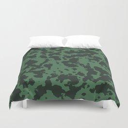 Military pattern Duvet Cover