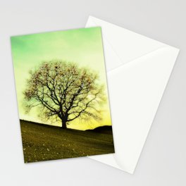 starting spring time Stationery Cards